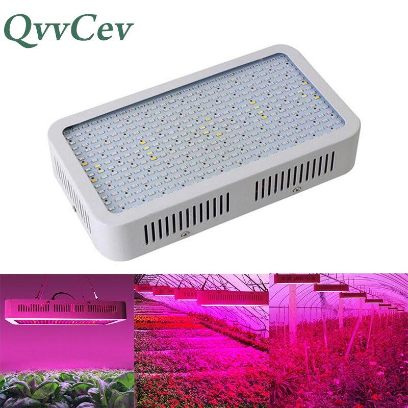 где купить 400W 600W LED Grow Light panel Full Spectrum Indoor greenhouse Plants Growing Lamp For seeds Vegs Hydroponics System Flowering дешево