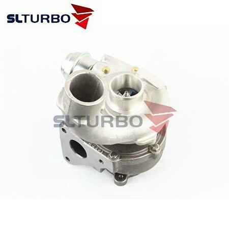 Turbocharger/Turbolader/Complete Turbo GT1749V 708639-5010S 708639 8200369581 8200332125  For Renault Megane II 1.9 DCi