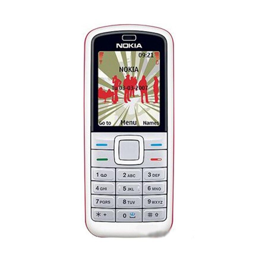 Цена за Nokia 5070 mobile phone unlocked GSM900/1800/1900 отремонтированы сотовый телефон