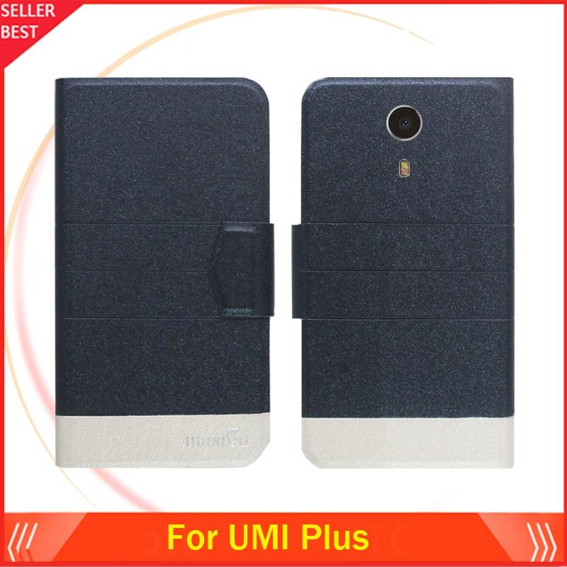 5 färger super! UMI Plus telefonfodral Läder Fodral för - Reservdelar och tillbehör för mobiltelefoner - Foto 2