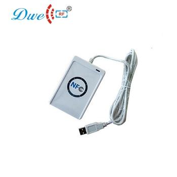 DWE CC RF USB NFC 213 216 reader and writer 13.56mhz cloning devices rfid key duplicator