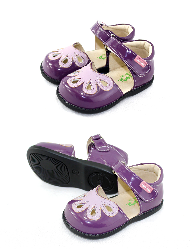 Tipsietoes 2020 New Summer Fashion Children Shoes Toddler Girls Sandals Kids Boys Leather Closed Toes Free Shipping