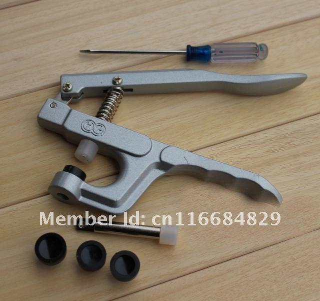 T3 / T5 / T8 kunststof harpsluiting-montagegereedschap in combinatie - Kunsten, ambachten en naaien