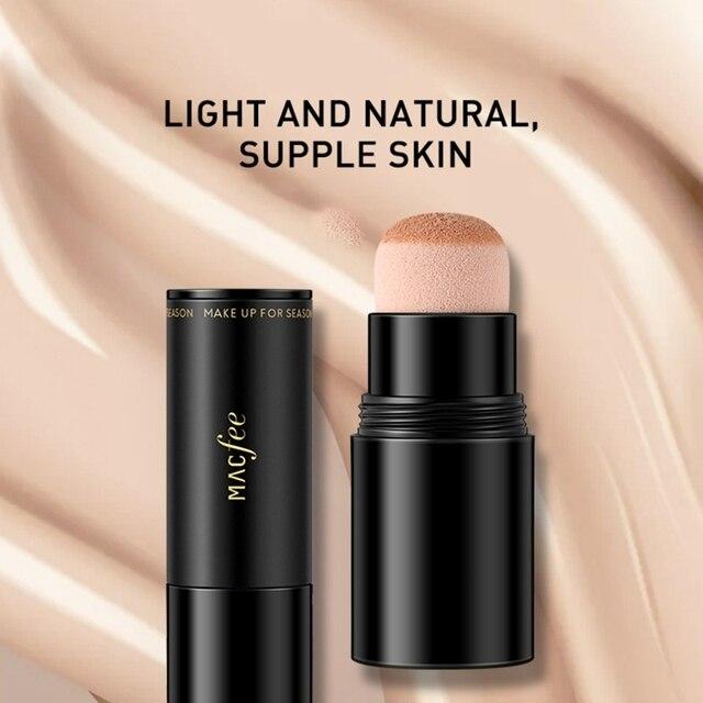 Maquillaje palo corrector resaltado sombra recortado crema barra cara brillo palos brillo Color piel