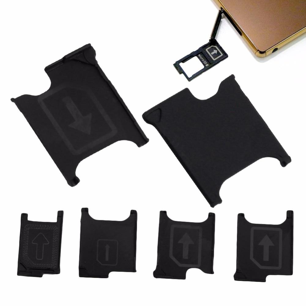 1PC Nice Hot Adapter Sim Card Tray Holder For Sony Xperia Z1/Z2/Z3 L36h Slider