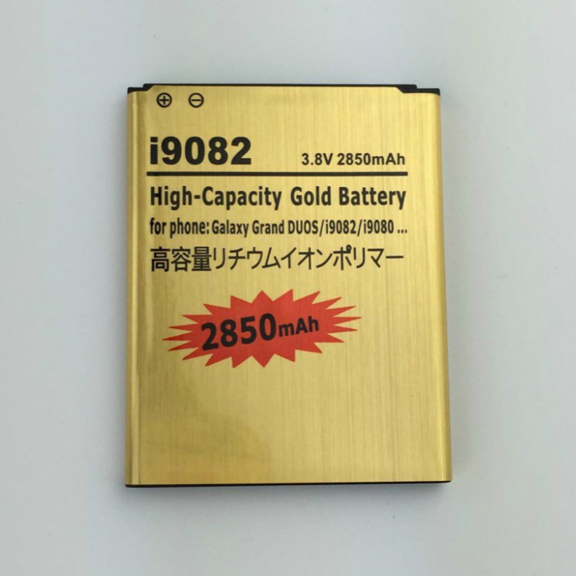 ABV glod Hohe Kapazität batterie EB535163LU für Samsung Galaxy Grand DUOS I9082 I9080 I879 I9118 I9060 i9128 i9128i i9128E Batterie