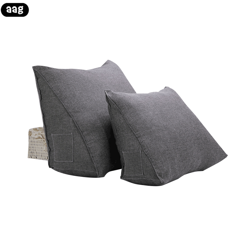 Phenomenal Us 32 84 Aag Bed Wedge Lumbar Back Support Cushion Home Decor Bedside Lumbar Pillow Couch Chair Lazy Pillow Lounger Reading Waist Pillow In Cushion Beatyapartments Chair Design Images Beatyapartmentscom