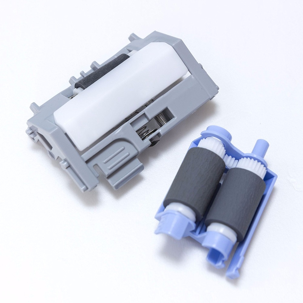 RM2-5452 RM2-5397 For HP LaserJet Pro M402 M403 M426 M427 T2 Pick Up Roller and Seperation Roller repalce paper roller kit for hp laserjet laserjet p1005 6 7 8 m1212 3 4 6 p1102 m1132 6 rl1 1442 rl1 1442 000 rc2 1048 rm1 4006