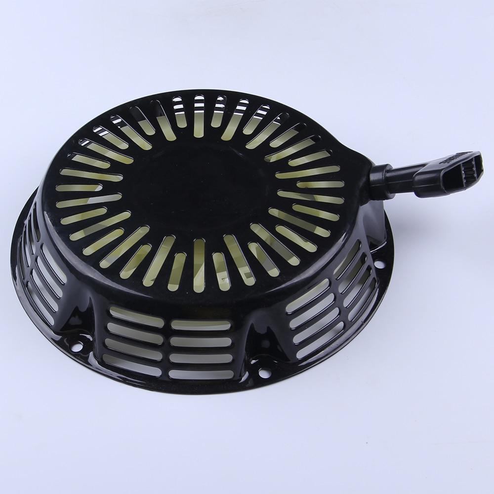 Générateur à essence Diesel hGX390 5kw 188F en métal noir, ensemble démarreur pour moteur Diesel