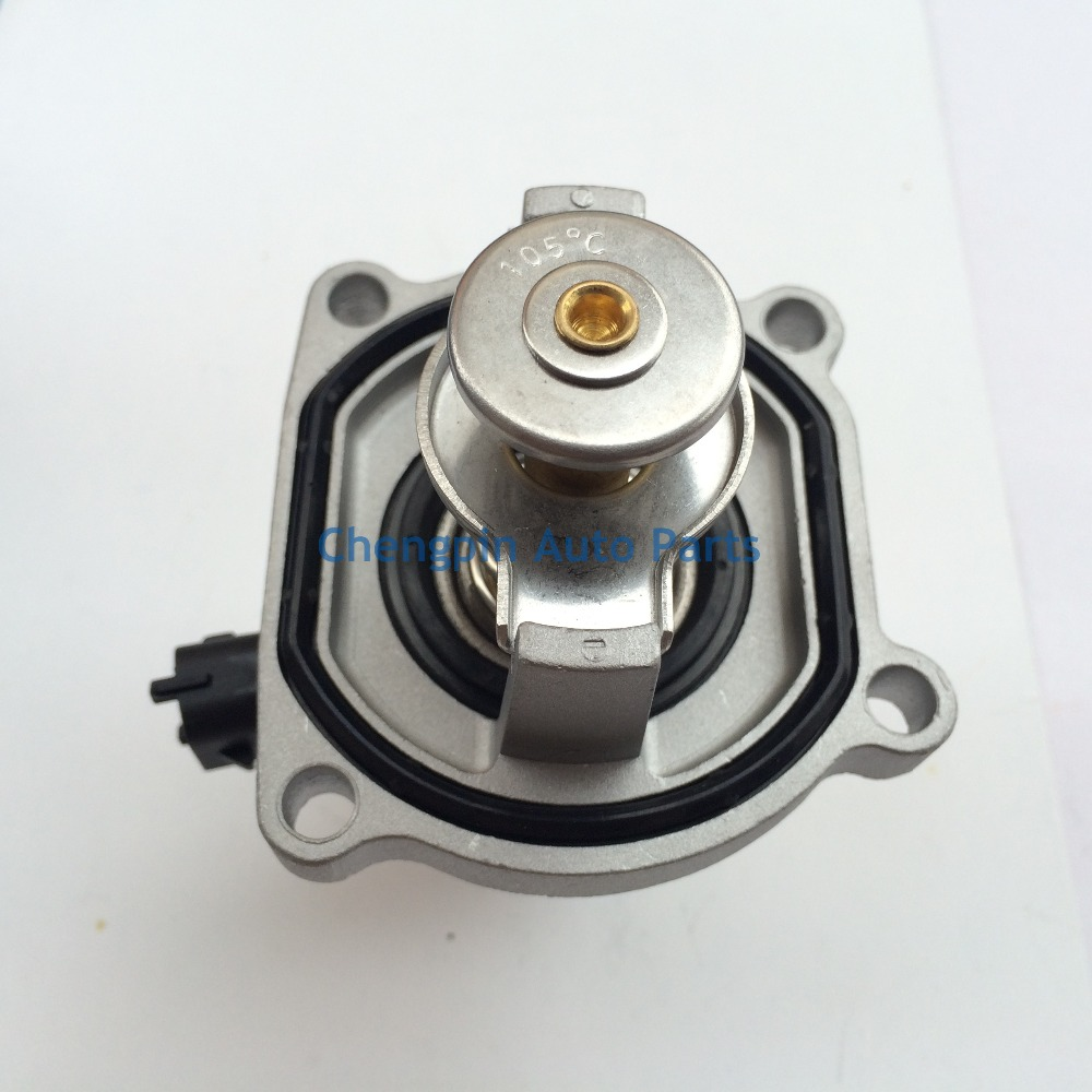 Aliexpress com buy auto parts engine coolant thermostat assembly oem 96984104 thermostat for chevrolet cruze sonic aveo pontiac g3 1 8l from reliable
