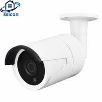 SSICON OV4689 CMOS Sensor 3Pcs Array Leds Outdoor Security Analog Camera AHD 4MP Bullet Waterproof Infrared