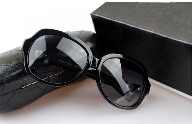 Marca Polarizada Óculos De Sol Feminino UV/uvb Óculos De Acetato de Moda Óculos de Sol Das Mulheres Preto/Marrom Quadro oculos de sol