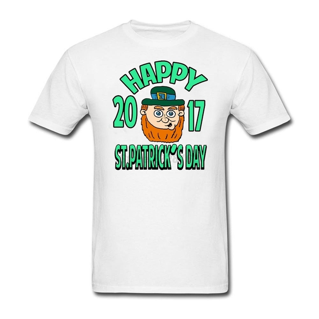 ireland national day weird t shirts mens red plus size array