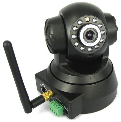 Guaranteed 100% + IP Camera with Infrared Light Support One-Way Audio Monitoring, IP PTZ CAMERA