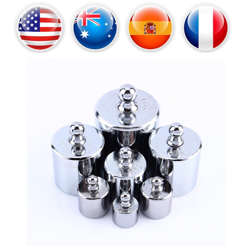 Aliexpress.com : Buy 7Pcs Calibration Weight Set Jewelry