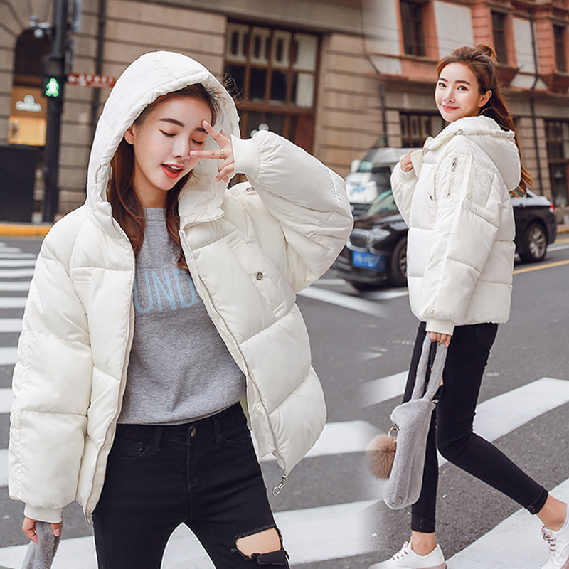 Winter Jacket Women 2018 3XL White Autumn Winter Coat Women Jacket Woman   Parkas   Outerwear jacket Down Winter Jacket Female Coat