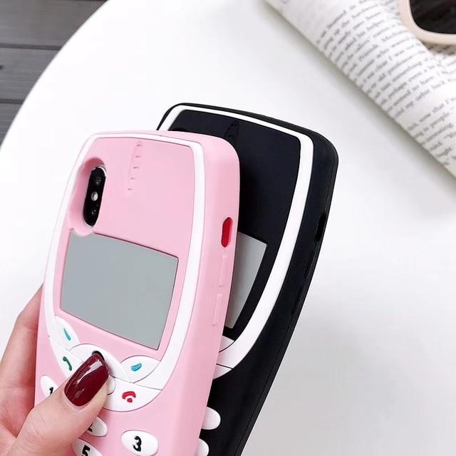 Retro Keypad Phone Case 1