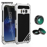 Waterproof Phone Case For Samsung Galaxy S8 SM G9500 5 8 Inch Mobile Phone Full Body