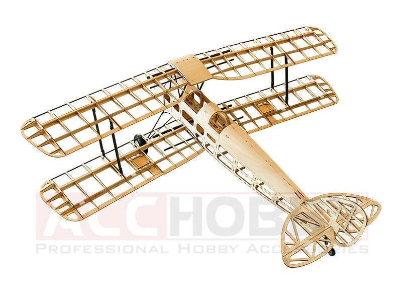1.4 მ Tiger Moth Balsa ნაკრები (გაზის - დისტანციური მართვის სათამაშოები - ფოტო 3