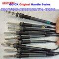 Быстрая оригинальная ручка паяльник TS1200A 936 236 3202 303D 3104 969C Электрический паяльник паяльная станция ручка