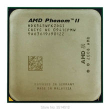AMD Phenom II X2 545 3.0 GHz Dual-Core Processor CPU HDX545WFK2DGI/HDX545WFK2DGM Soquete AM3