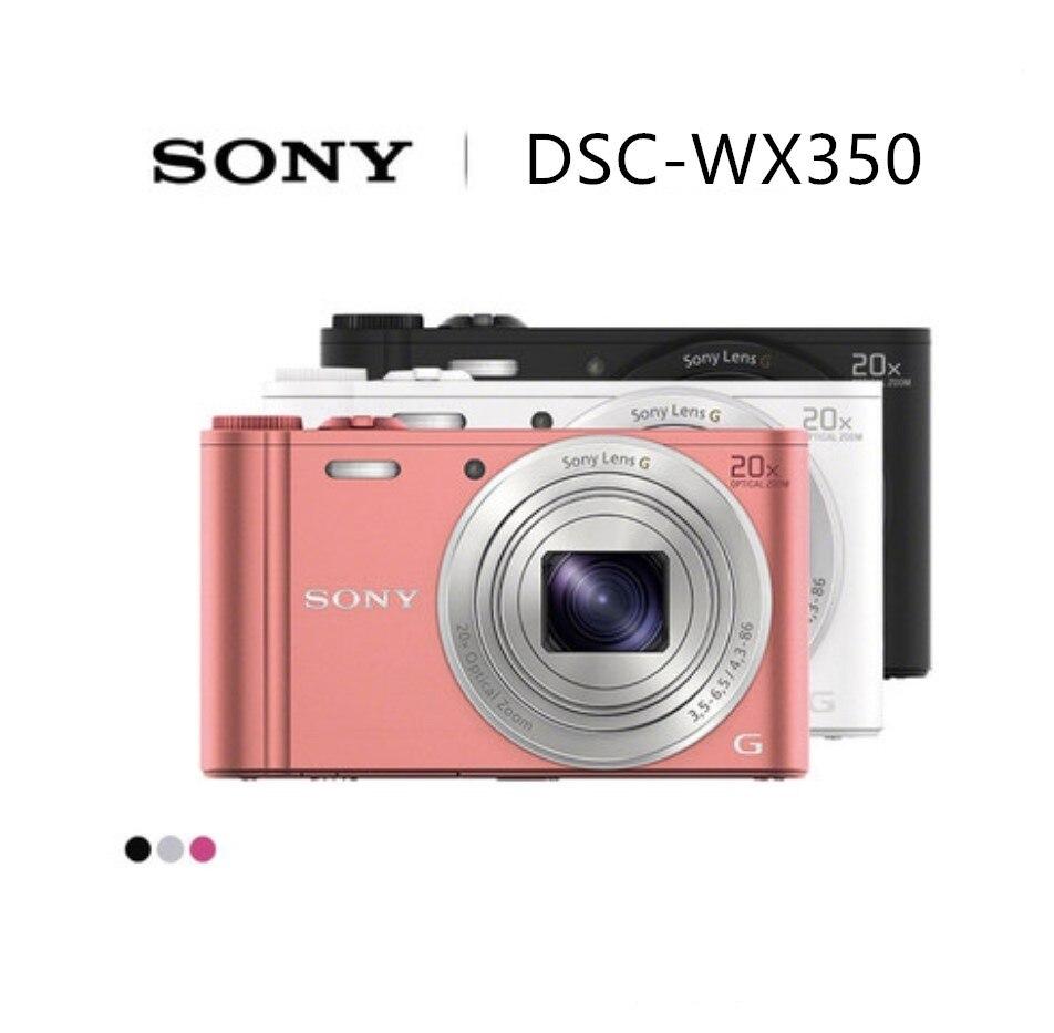 SONY WX350 Cyber Shot DSC WX350 Digital Compact Camera 18.2MP 20x Zoom Wi Fi Sony WX350 Camera