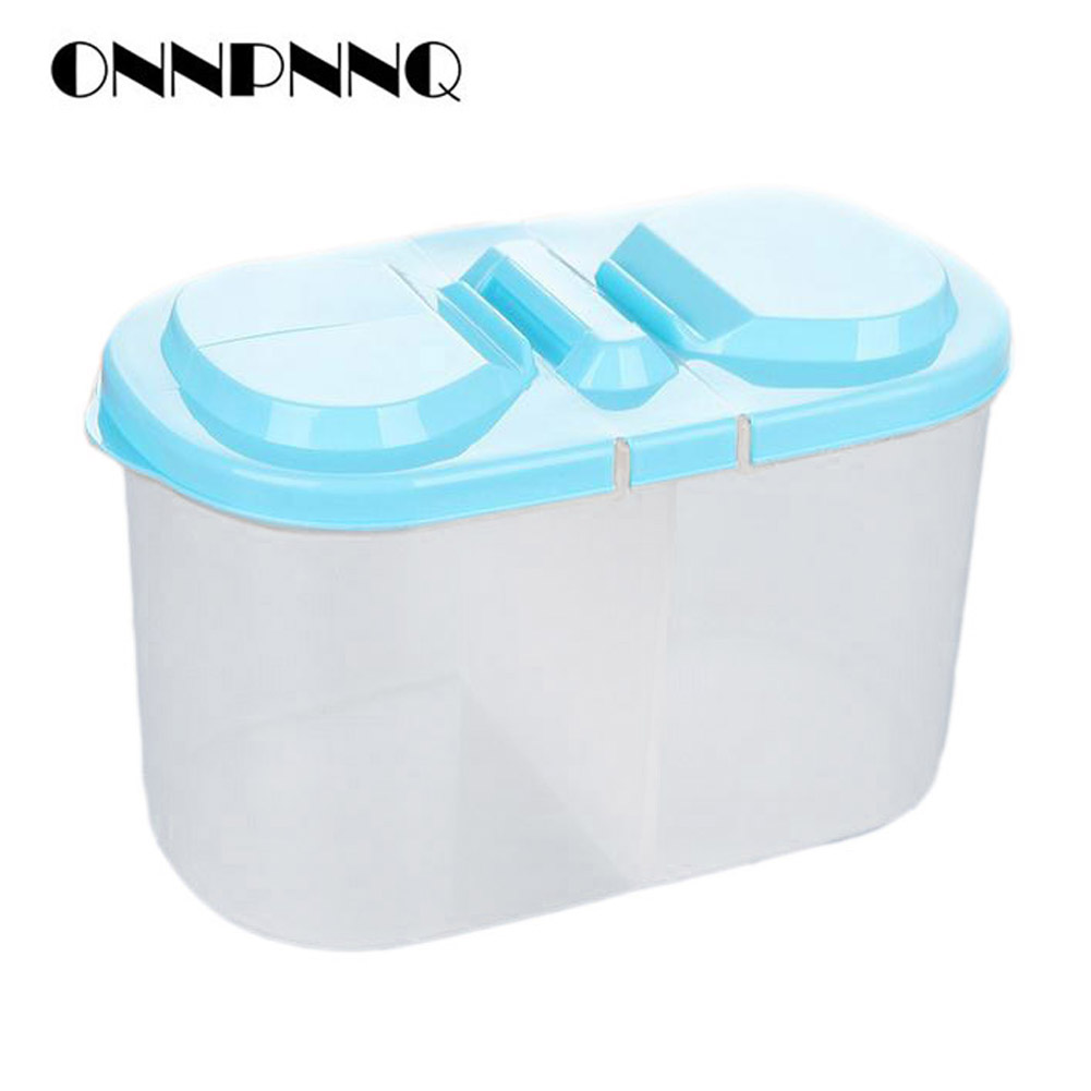 Fresh Fruit Snacks Storage Plastic Kitchen Container Sauce Food Box ...