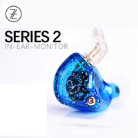 The Fragrant Zither TFZ SERIES 2 Fashion Earphone With 2pin Interface HIFI Monitor Sports Earphones Dual