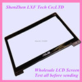 Original 14inch touch panel for Asus VivoBook S400 S400CA Touch Screen digitizer glass with Frame