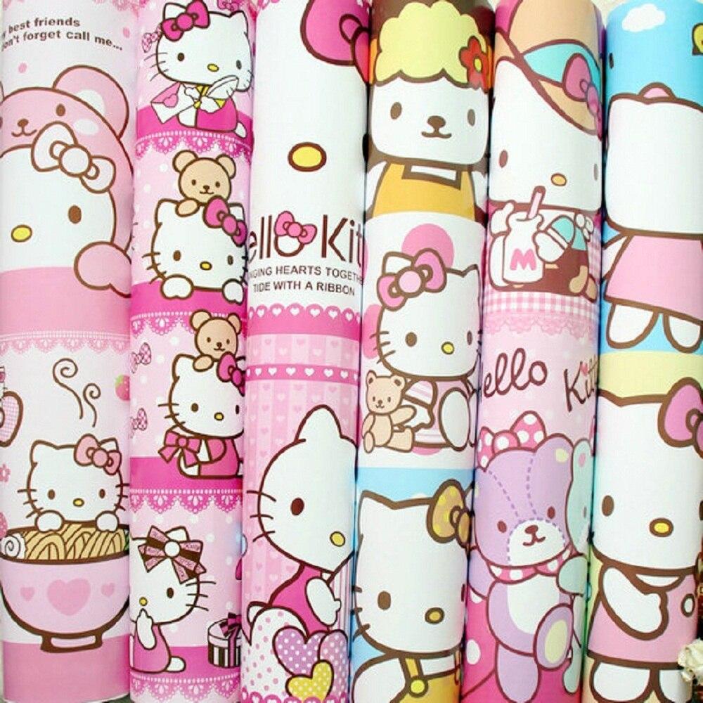 Hello Kitty Divertido frustrado Reutilizable Pegatinas Decorar Libros Carpetas Tarjetas De Regalo