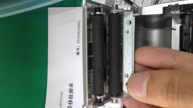 Originele Bluebird Pidion BIP 1300 Printer Papier Rollen Accessoires