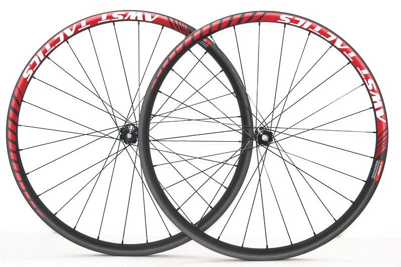 30mm width carbon mountain bike wheels 29 inch carbon MTB wheels with DT hubs XC Full Carbon mountain bike wheels