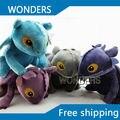 5 cor Como treinar O Seu Dragão 2 brinquedos de pelúcia animal Gronckle desdentado fúria da noite boneca de pelúcia macia