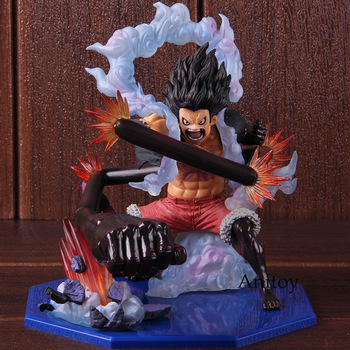 Luffy Figura King Cobra Attack! en G4 Snakeman Figuras de One Piece Merchandising de One Piece