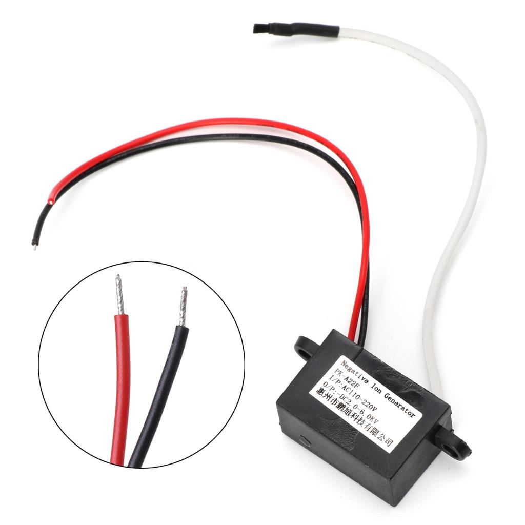 цена на 1Pc Anion Air Purifier Ionizer Negative Ion Generator Module Vitamin Cleaner Car
