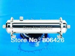1500L/h Undersink очиститель воды/водопроводный фильтр/UF очистка воды с 0,01 микрон UF memebrane + КДФ-фильтр (диаметр 102 мм)