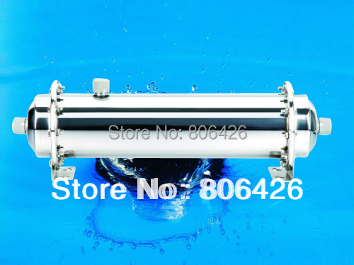 1500L/h Undersink water purifier with combined 0.01micron UF memebrane+KDF filter