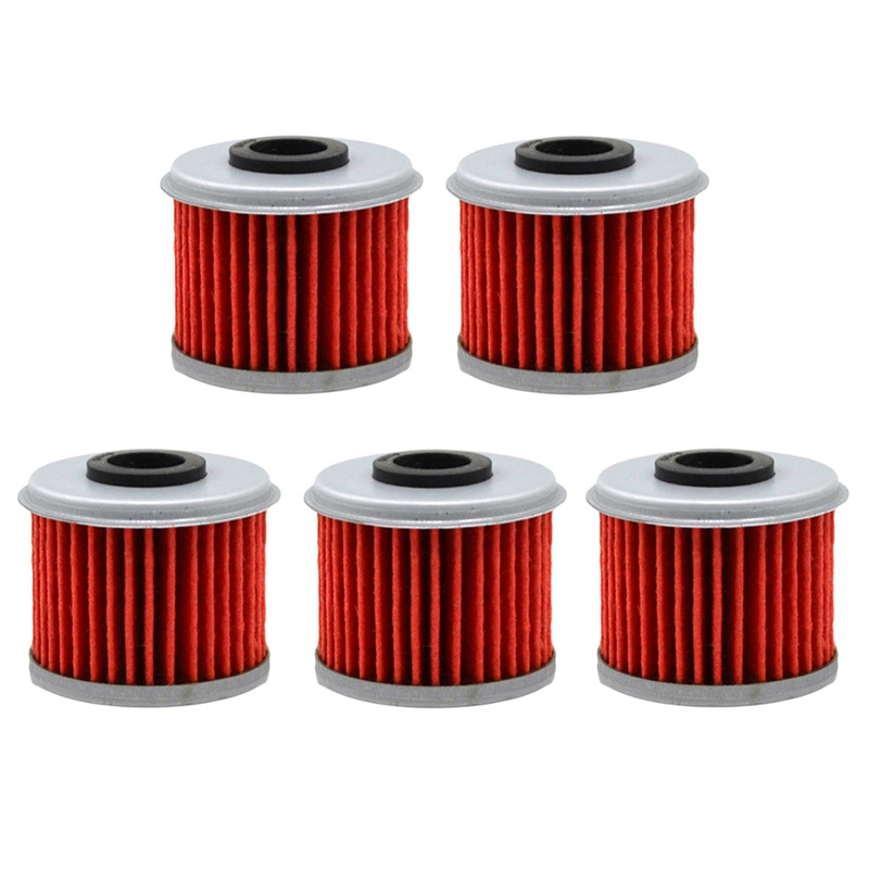 2014 to 2017 Filter Kit 1 x Air Filter and 5 x Oil Filters Honda CRF250R