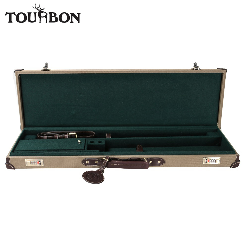 Tourbon Top Quality Tactical Universal Gun Case Hunting Storage Rifle Shotgun with Locking Hunting Gun Accessories лыжи беговые tisa top universal с креплением цвет желтый белый черный рост 182 см