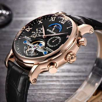 Binssaw men automatic mechanical watch