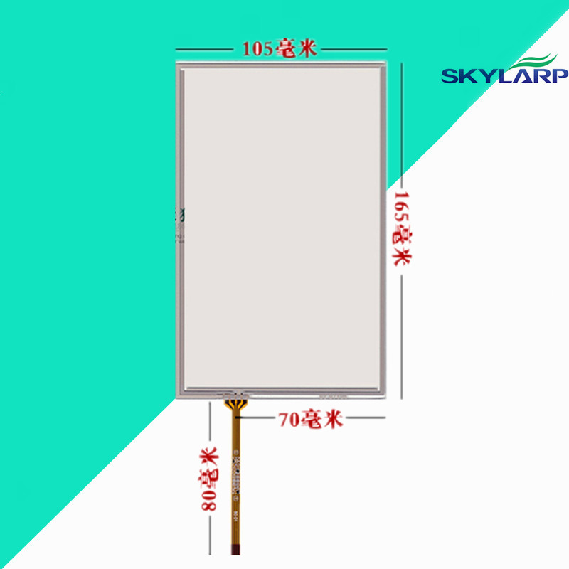 5.7inch Touchscreen for Siemens TP177A TP177B 6AV6 642-0AA11-0AX LCD touch panel Glass 105*133mm Touch screen Free shipping