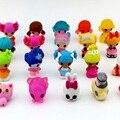 100/lot Dos Desenhos Animados Figura de Ação MGA MINI Keychain Bonecas Fantoches Brinquedos Para As Crianças Do Bebê Presente de Natal Da Menina