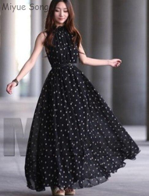 Long Maternity Dresses Clothes For Pregnant Women Ankle-Length Dress  Bohemian Chiffon Pregnancy Clothing photo shoot Red Black d8d9ff2e8f9d