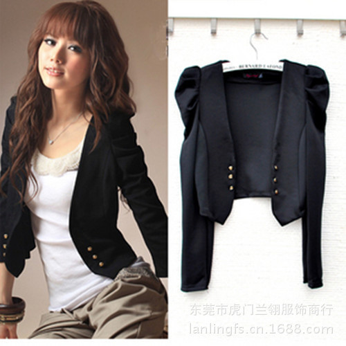 Aliexpress.com : Buy OL office lady Short cotton lady girl suits