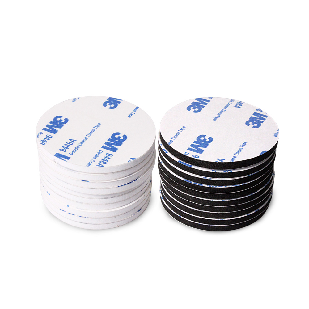 10pcs/lot 3mm Thick 3M Double Sided Adhesive Strong Acrylic Foam Tape Mounting Sticky Tape Pad Mounting Rectangle Adhesive 10x 30mm 3cm 3m 3m strong sticky adhesive acrylic foam tape for auto car truck advertise metal panel frame attach