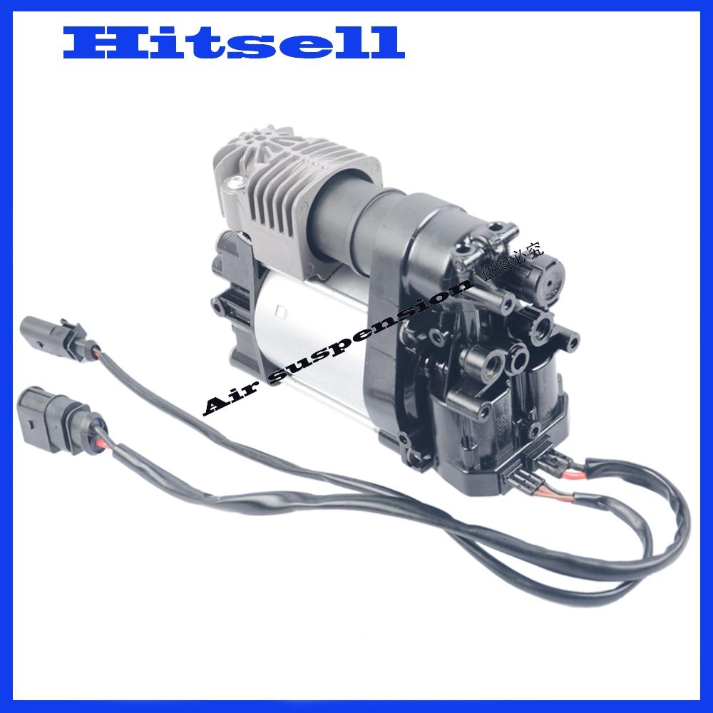 Air Ride Suspension Compressor Pump For Audi Q7 VW Touareg NF II Cayenne 7P0 698 007