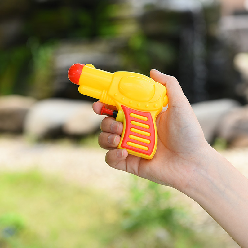 cheapest 6 Pack Foam Water Blaster Set Pool Toys Water Guns For Kids Water Gun Blaster Shooter Swimming Pool Outdoor Beach Play Game Toy
