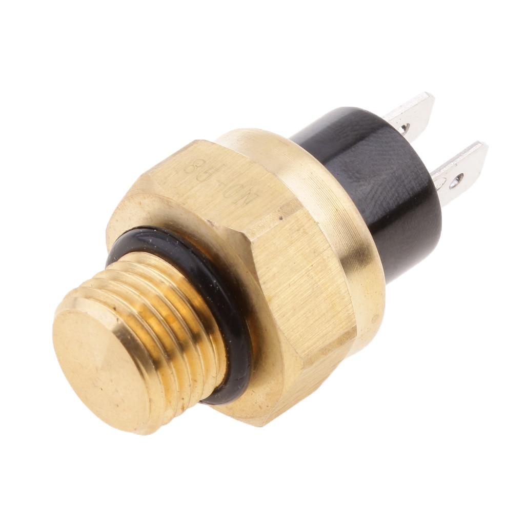 Temperature Switch Sensor Water Temp Fan M14x1.5mm 85℃ For KTM 400 620 250 520 Capteur De Temperatura Auto Replacement Parts