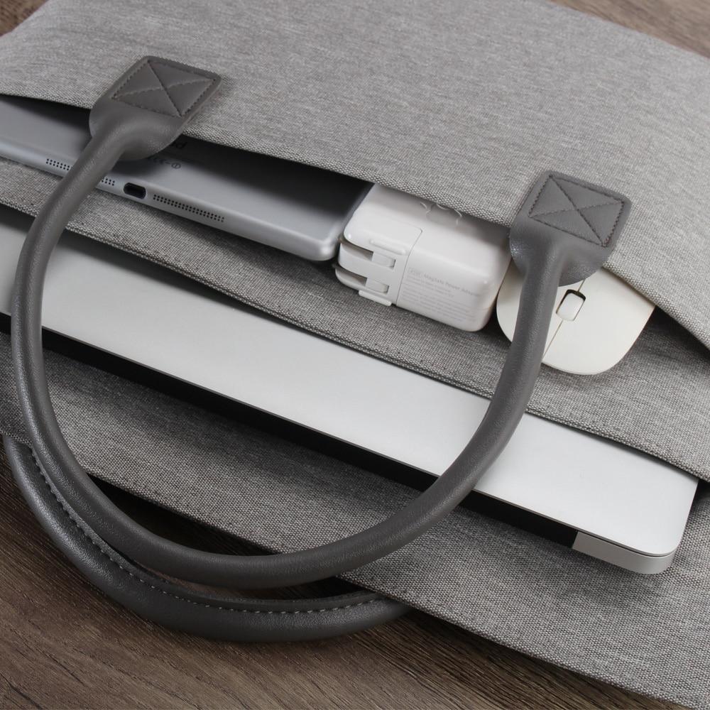 Kiváló minőségű Oxford kendő Kézitáska Laptop táska Apple - Laptop kiegészítők - Fénykép 2