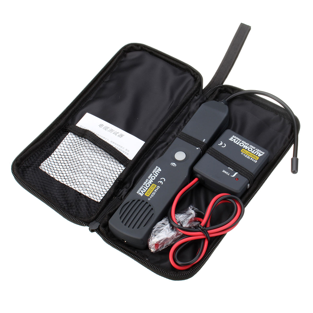 1Set EM415 pro Automotive Cable Wire Short Open Digital Finder Car Repair  Tool Tester Tracer Diagnose Tone-in Electrical Testers & Test Leads from ...